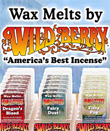 Wildberry Wax Melts