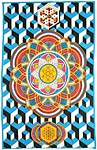 Twin Size Tapestry: Sacred Geometry (NEW)