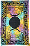Twin Size Tapestry: Triple Moon