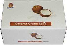 Kamini Coconut Cream Soap, 100 gms