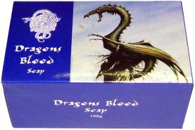 Kamini Dragon's Blood Soap, 100 gms